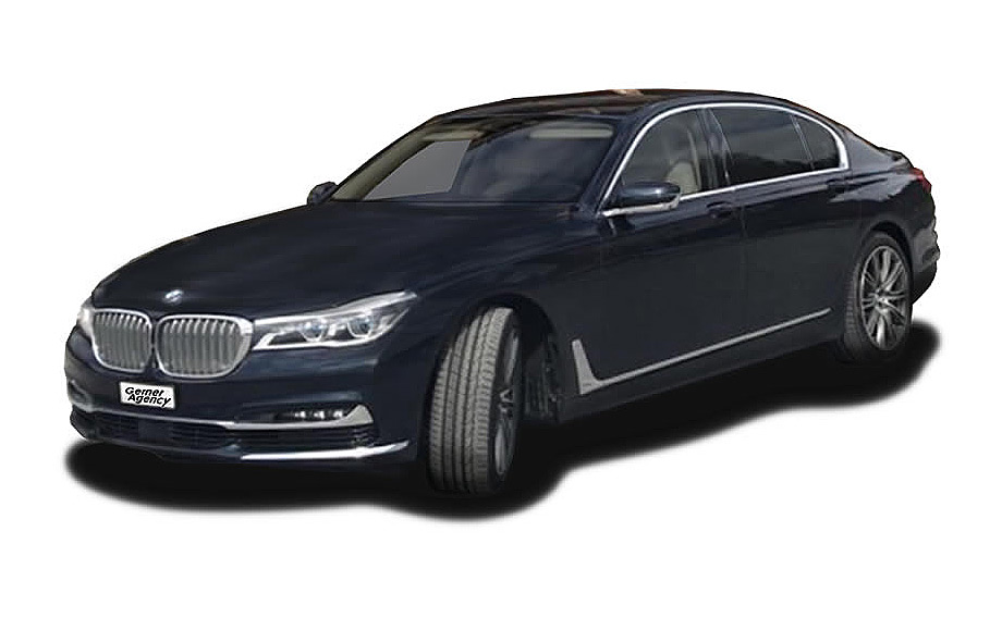 BMW750i-X-Drive, Lang Version