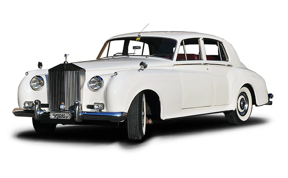 Rolls Royce Silver Cloud 1959
