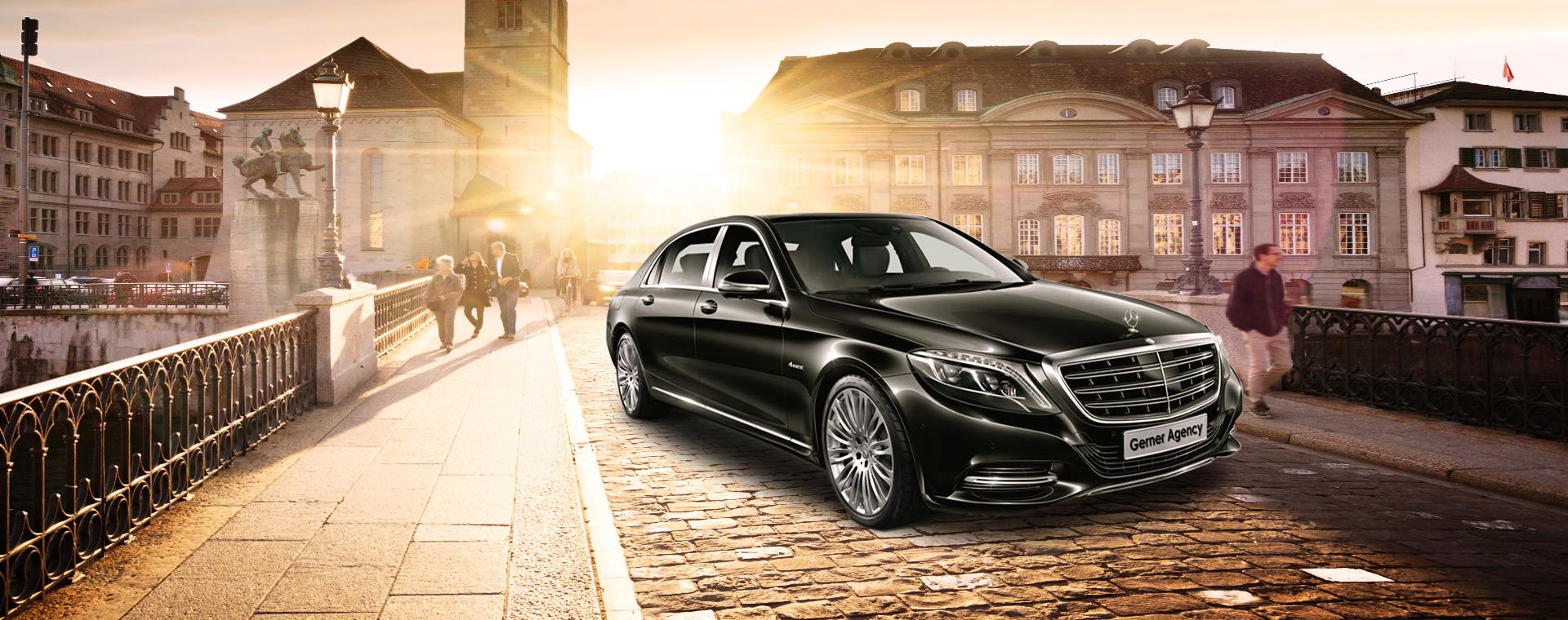 MercedesS-Klasse